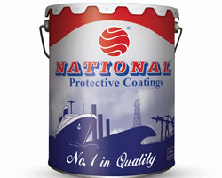 NATIONAL DECORATIVE PAINTS